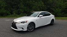 2016_Lexus_IS 350_F-SPORT / NAV / SUNROOF / CAMERA / BSM_ Charlotte NC