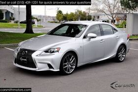 2016_Lexus_IS 350 F SPORT Red Interior/Levinson ONLY 12K MILES!!!!_One Owner Blind Spot/Radar Cruise w Pre Collision_ Fremont CA