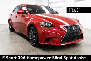 2016_Lexus_IS_350 F Sport 306 Horsepower Blind Spot Assist_ Portland OR
