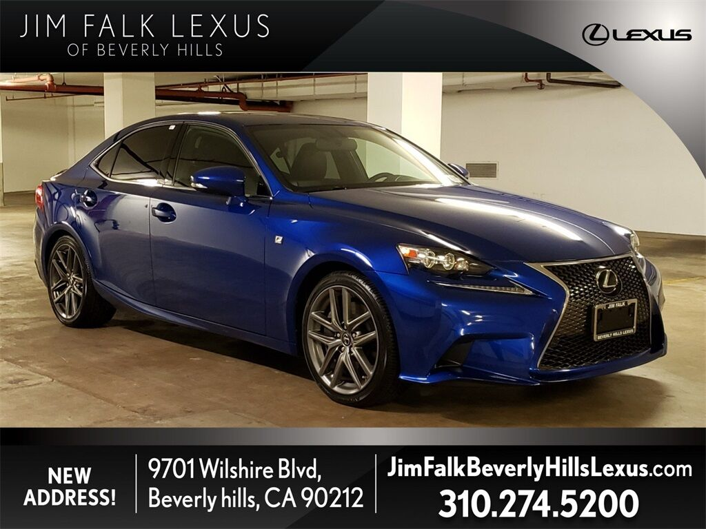 Lexus Is 350 >> 2016 Lexus Is 350 F Sport