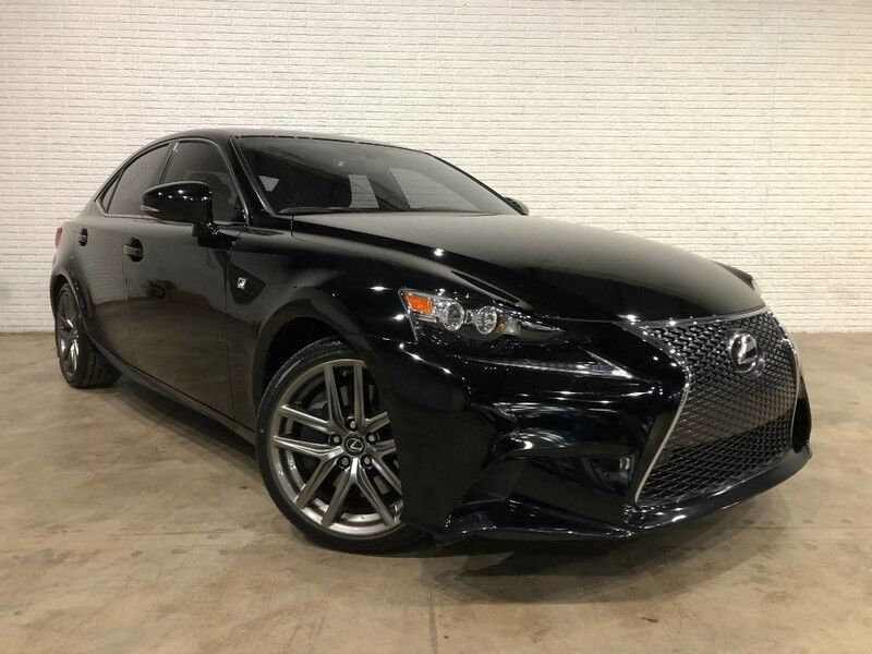 2016 Lexus IS 350 F-Sport