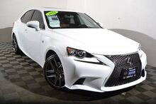 2016_Lexus_IS_350 F-Sport_ Seattle WA