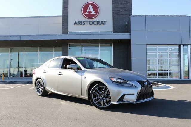 2016 Lexus IS 350 Lee's Summit MO