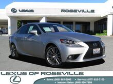 2016_Lexus_IS_Sedan_ Roseville CA