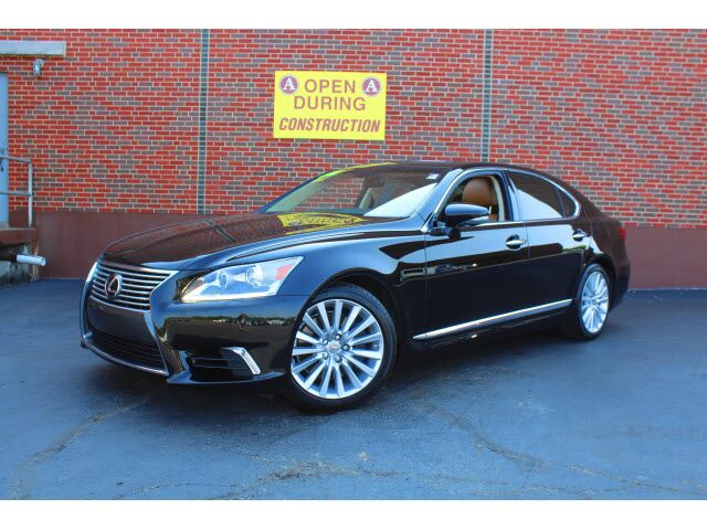 2016 Lexus LS 460 Base Kansas City KS