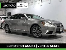2016_Lexus_LS 460_Blind Spot Assist Vented Seats Back-Up Camera Nav_ Portland OR