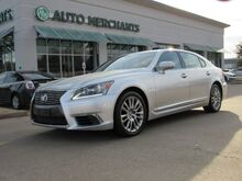 2016_Lexus_LS 460_L Luxury Sedan 4.6L 8CYLINDER, L LUXURY, AUTOMATIC, LEATHER SEATS, NAVIGATION SYSTEM_ Plano TX
