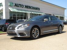 2016_Lexus_LS 460_Luxury *Comfort Package* LEATHER, BLIND SPOT MONITOR, HTD/CLD SEATS, BACKUP CAMERA, NAVIGATION_ Plano TX