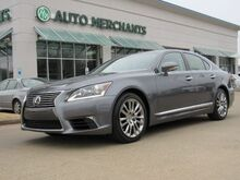 2016_Lexus_LS 460_Luxury Sedan LEATHER SEATS, NAVIGATION SYSTEM, SATELLITE RADIO, REAR PARKING AID_ Plano TX