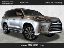 2016_Lexus_LX 570__ Kansas City MO