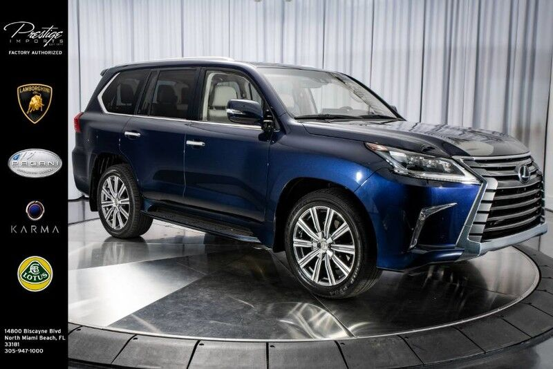 2016_Lexus_LX 570__ North Miami Beach FL