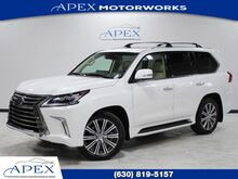 2016_Lexus_LX 570_1 Owner Luxury Pkg HUD Mark Levinson Audio Like New!_ Burr Ridge IL