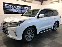 2016_Lexus_LX 570_Lux Pkg, Rear Entertainment, HUD, 21in Wheels_ Houston TX