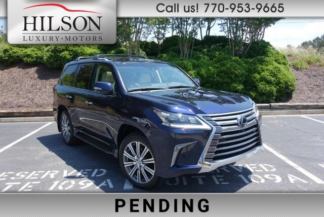 2016 Lexus LX570 w/Luxury Package  Marietta GA