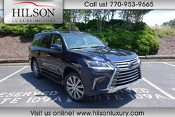 Lexus LX570 w/Luxury Package  2016