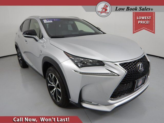 2016 Lexus NX 200T F Sport Salt Lake City UT