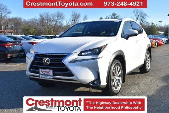 2016 Lexus NX 200t  Pompton Plains NJ