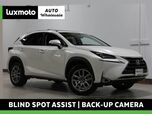 2016 Lexus NX 200t AWD Blind Spot Assist Vented Seats Back-Up Camera