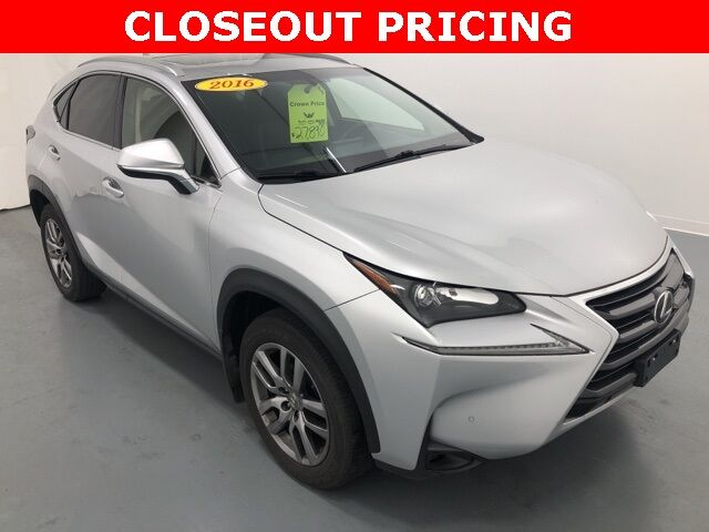 2016 Lexus NX 200t AWD Holland MI