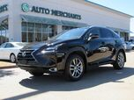 2016 Lexus NX 200t AWD  LEATHER SEATS, BLUETOOTH CONNECTION, NAVIGATION SYSTEM, SUNROOF
