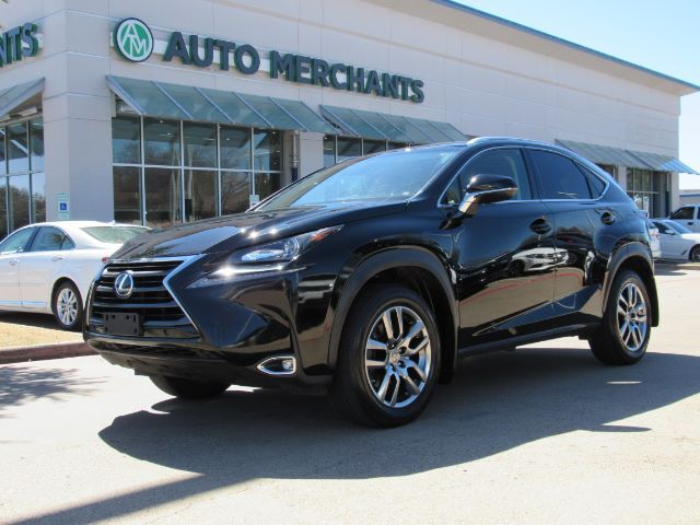 2016 Lexus NX 200t AWD  LEATHER SEATS, BLUETOOTH CONNECTION, NAVIGATION SYSTEM, SUNROOF Plano TX