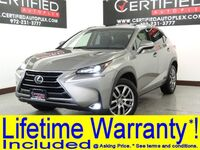 Lexus NX 200t AWD NAVIGATION SUNROOF BLIND SPOT ASSIST REAR CAMERA PARK ASSIST HEATED COO 2016