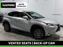 2016_Lexus_NX 200t_AWD Nav Back-Up Camera Heated & Cooled Seats_ Portland OR