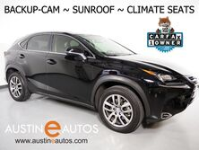 Lexus NX 200t *BLIND SPOT ALERT, BACKUP-CAMERA, MOONROOF, CLIMATE SEATS, POWER LIFTGATE, INTUITIVE PARK ASSIST, BLUETOOTH PHONE & AUDIO 2016