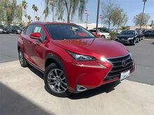 2016_Lexus_NX_200t_ Palm Springs CA