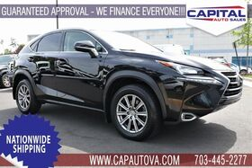 2016_Lexus_NX_200t_ Chantilly VA