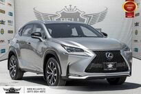 Lexus NX 200t F-SPORT, NO ACCIDENT, AWD, REAR CAM, SUNROOF 2016