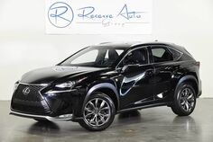 2016 Lexus NX 200t F Sport Premium Pkg Moonroof BackUp Camera Serviced