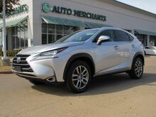 2016_Lexus_NX 200t_FWD  LEATHER SEATS, BLUETOOTH CONNECTION, NAVIGATION SYSTEM, SUNROOF_ Plano TX