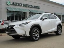 2016_Lexus_NX 200t_FWD ****Premium Package**** LEATHER, SUNROOF, BACK UP CAMERA, HTD/CLD FRONT SEATS, AUTO LIFTGATE_ Plano TX