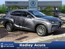 2016_Lexus_NX_200t_ Falls Church VA