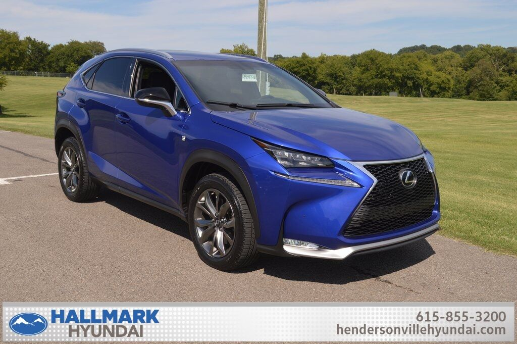 2016 Lexus NX 200t Franklin TN