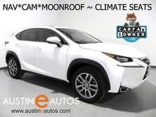 Lexus NX 200t *NAVIGATION, BLIND SPOT ALERT, BACKUP-CAMERA, MOONROOF, CLIMATE SEATS, POWER LIFTGATE, BLUETOOTH PHONE & AUDIO 2016