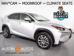 2016_Lexus_NX 200t_*NAVIGATION, BLIND SPOT ALERT, BACKUP-CAMERA, MOONROOF, CLIMATE SEATS, POWER TAILGATE, INTUITIVE PARK ASSIST, BLUETOOTH PHONE & AUDIO_ Round Rock TX