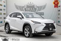 Lexus NX 200t NO ACCIDENT, AWD, HEADS-UP DIS, NAVI, REAR CAM, B.SPOT 2016
