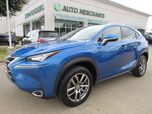 2016 Lexus NX 200t *PREMIUM PKG* LEATHER, SUNROOF, NAVIGATION, BLIND SPOT, HTD/CLD FRONT STS, BLUETOOTH