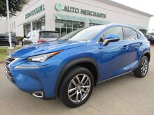 2016_Lexus_NX 200t_*PREMIUM PKG* LEATHER, SUNROOF, NAVIGATION, BLIND SPOT, HTD/CLD FRONT STS, BLUETOOTH_ Plano TX