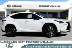 2016_Lexus_NX_200t_ Roseville CA