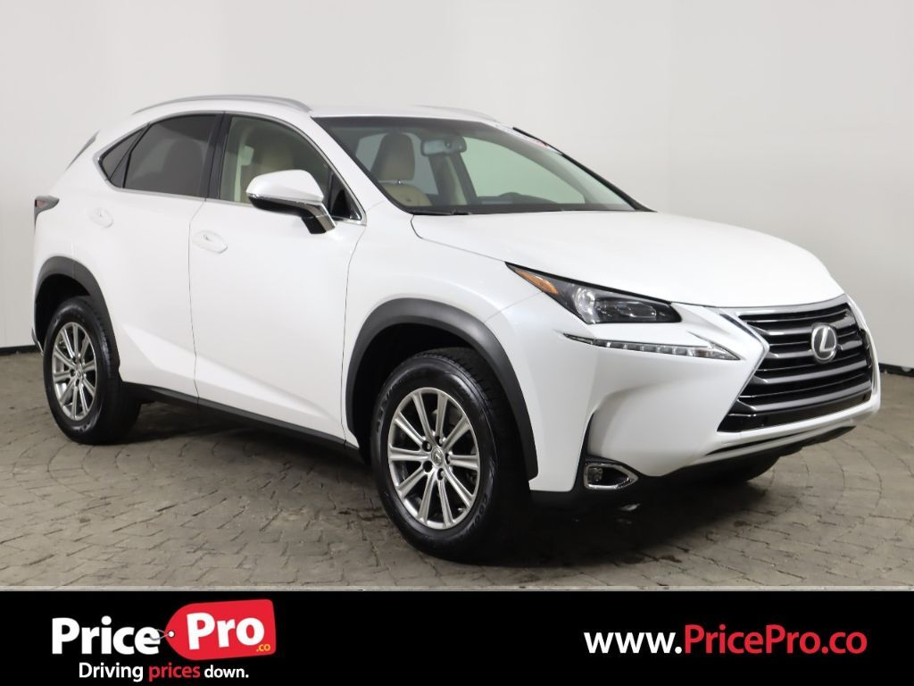 2016 Lexus NX 200t w/Leather Seats Maumee OH
