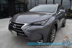 2016_Lexus_NX 300h_/ AWD / Heated & Cooled Leather Seats / Heated Steering Wheel / Navigation / Sunroof / Blind Spot Alert / Bluetooth / Back Up Camera / Cruise Control / 33 MPG / 1-Owner_ Anchorage AK