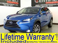 Lexus NX 300h BLIND SPOT MONITOR NAVIGATION SUNROOF LEATHER HEATED/COOLED SEATS 2016
