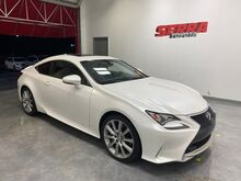 2016_Lexus_RC 200t__ Central and North AL