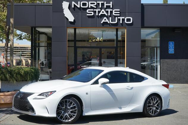 2016_Lexus_RC 200t__ Walnut Creek CA