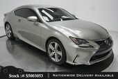 2016 Lexus RC 200t BACK-UP CAMERA,KEY-GO,18IN WHLS