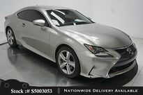 Lexus RC 200t BACK-UP CAMERA,KEY-GO,18IN WHLS 2016