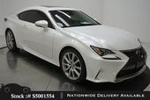 2016 Lexus RC 200t CAM,SUNROOF,CLMT STS,BLIND SPOT,19IN WLS